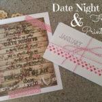 Vintage Valentine Date Night Kit