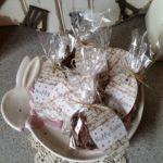 FREE Vintage Treat Easter Tag Printable and Rocky Road Recipe