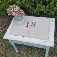A full tutorial on how to make 2 DIY Drop Cloth Projects using some thrifted finds   www.raggedy-bits.com
