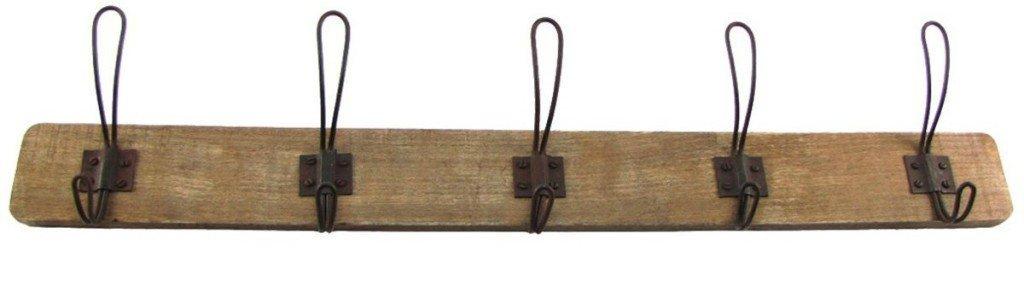 Rustic Farmhouse Hooks |www.raggedy-bits.com
