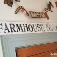 5 Farmhouse favourites made from thrifted finds | www.raggedy-bits.com