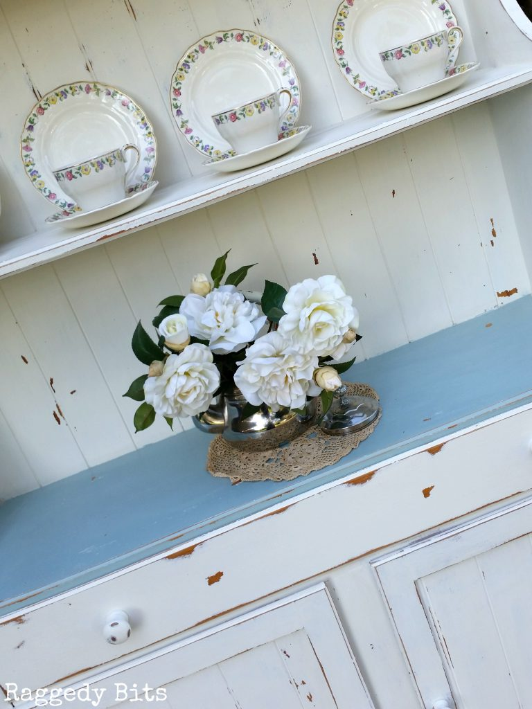 A collection of 5 Favourite Furniture Makeovers   www.raggedy-bits.com