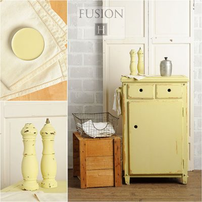 Fusion Mineral Paint - Aubusson| www.raggedy-bits.com