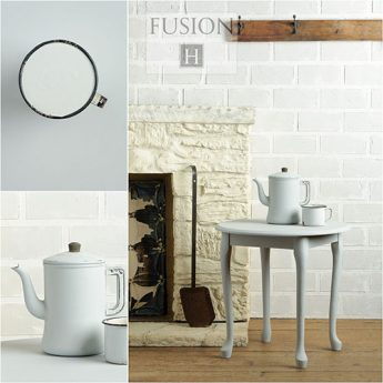 Fusion Mineral Paint - Sterling | www.raggedy-bits.com