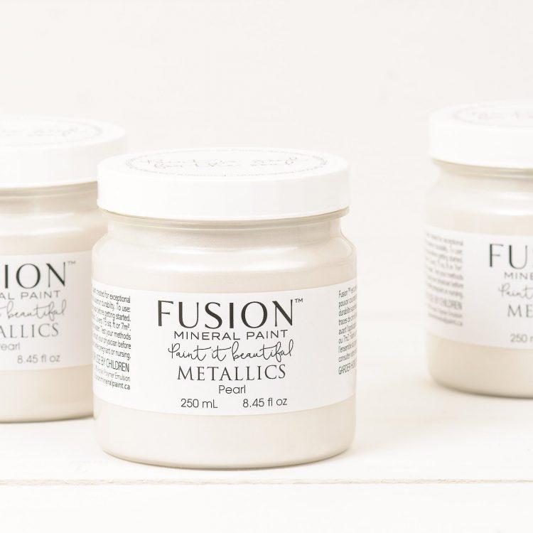 Explore Colors Gold Fusion: Metallic Fusion Mineral Paint