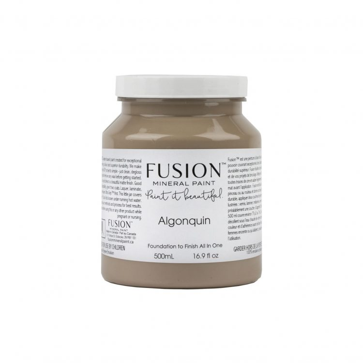 Fusion Mineral Paint - Algonquin | www.raggedy-bits.com