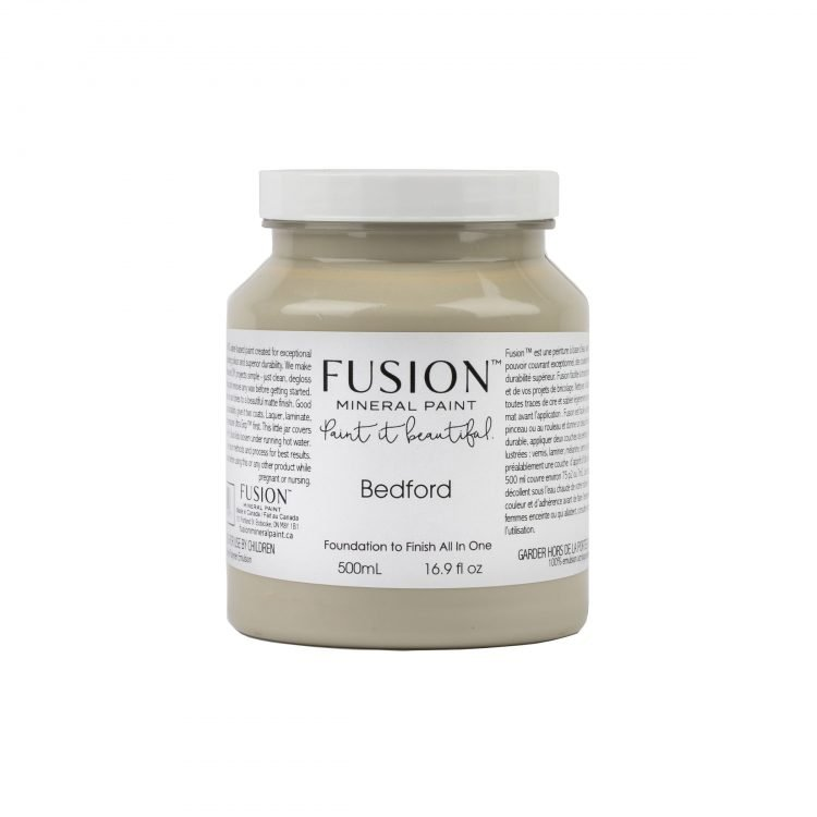 Fusion Mineral Paint - Bedford | www.raggedy-bits.com