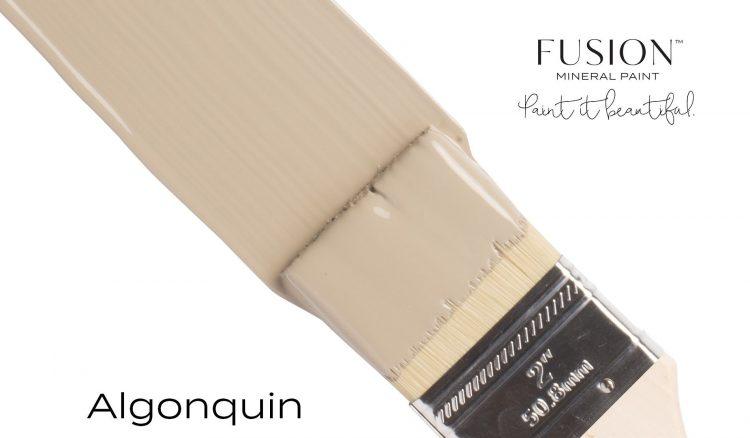 Fusion Mineral Paint Brushstroke - Algonquin | www.raggedy-bits.com