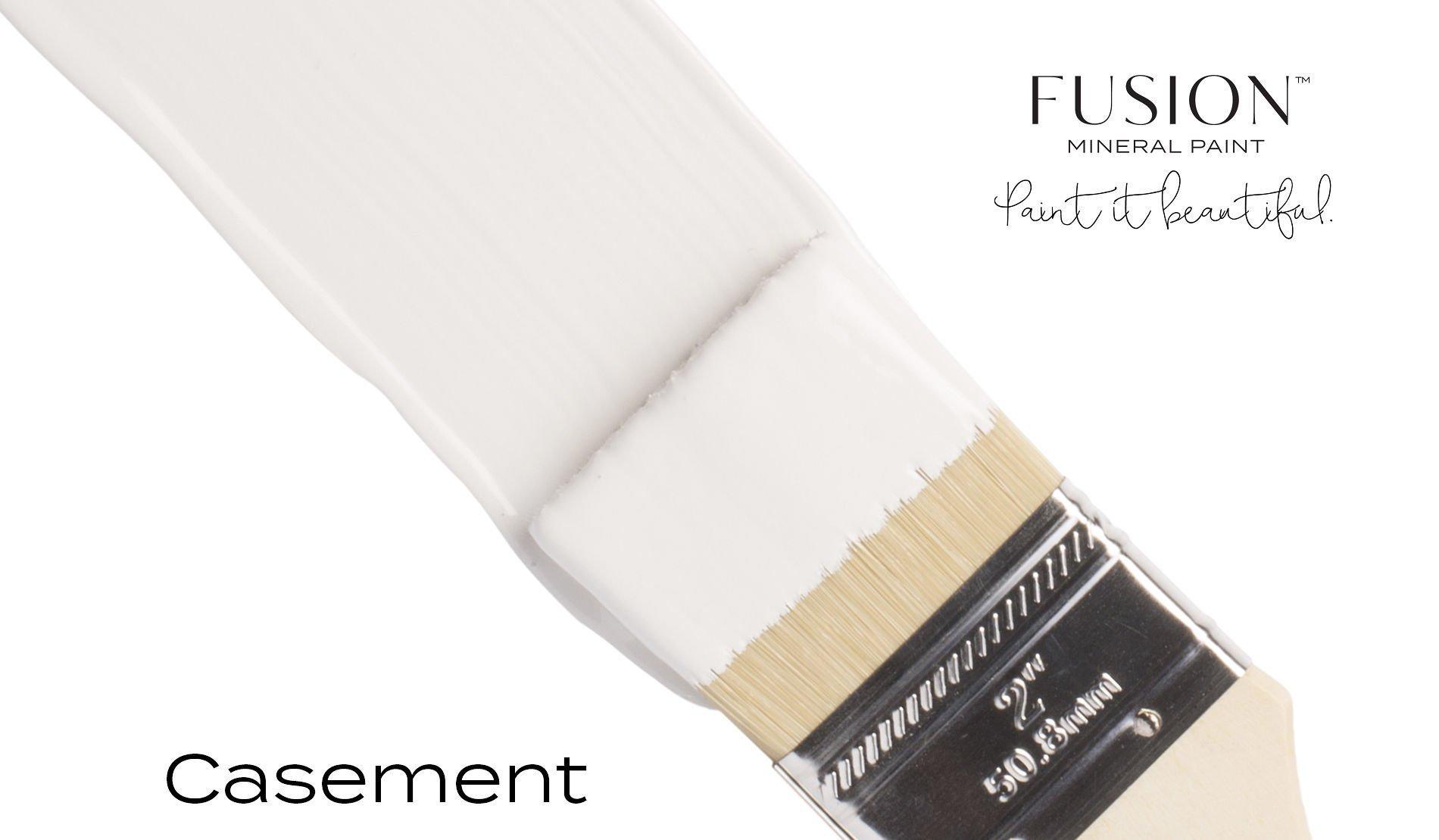 Fusion Mineral Paint Brushstroke - Casement | www.raggedy-bits.com