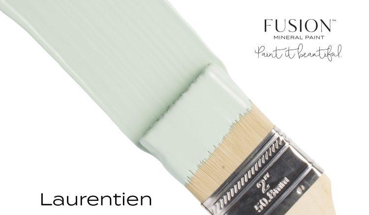Fusion Mineral Paint Brushstroke - Laurentien | www.raggedy-bits.com