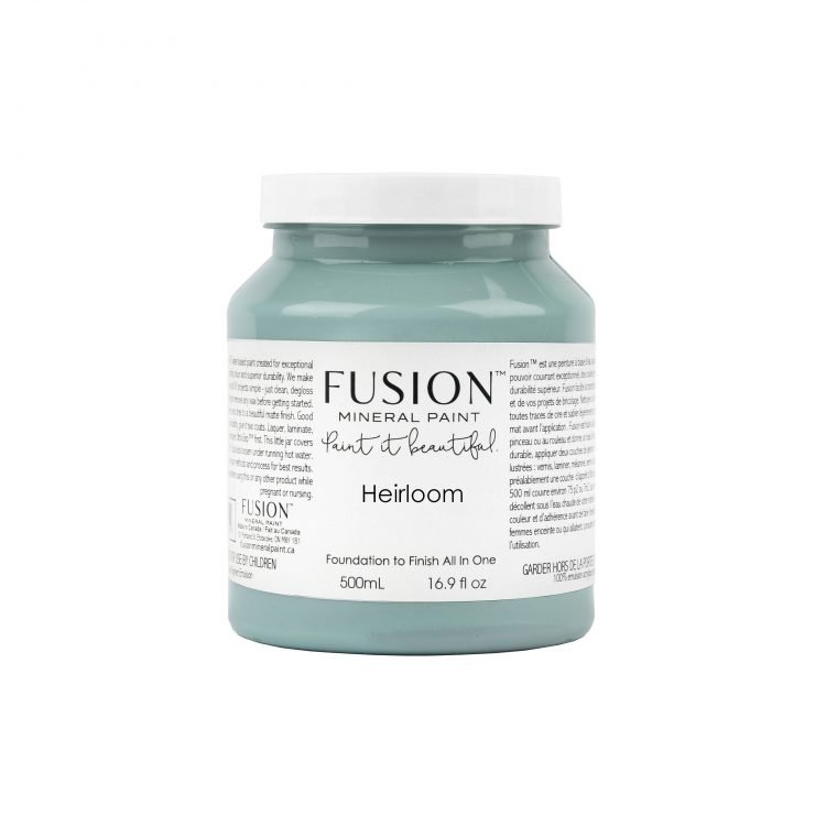Fusion Mineral Paint - Heirloom | www.raggedy-bits.com