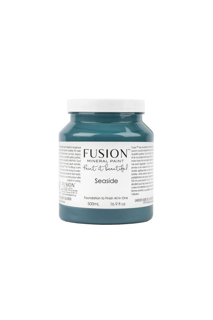 Fusion Mineral Paint - Seaside | www.raggedy-bits.com