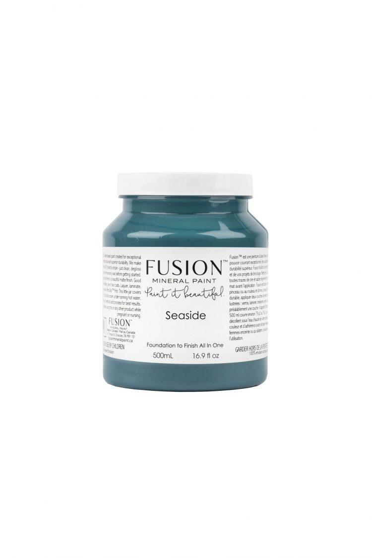 Fusion Mineral Paint - Seaside   www.raggedy-bits.com
