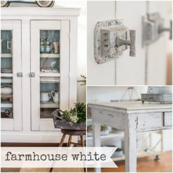 MMS - Farmhouse White