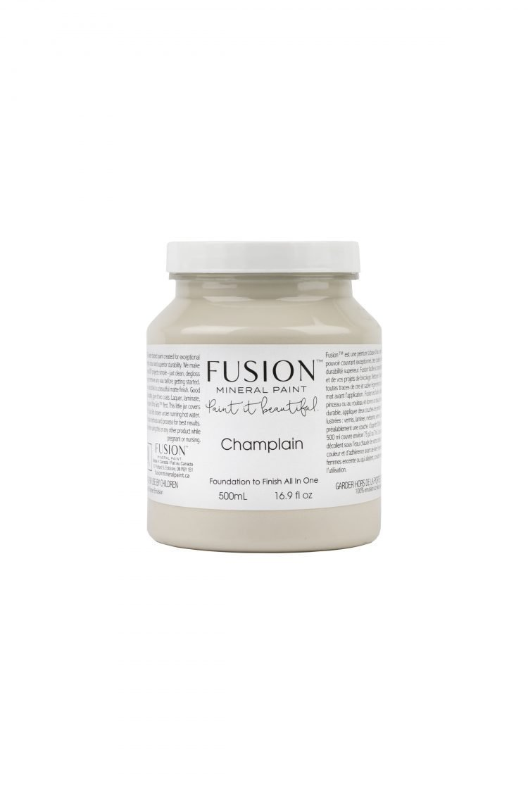 Fusion Mineral Paint - Champlain | www.raggedy-bits.com