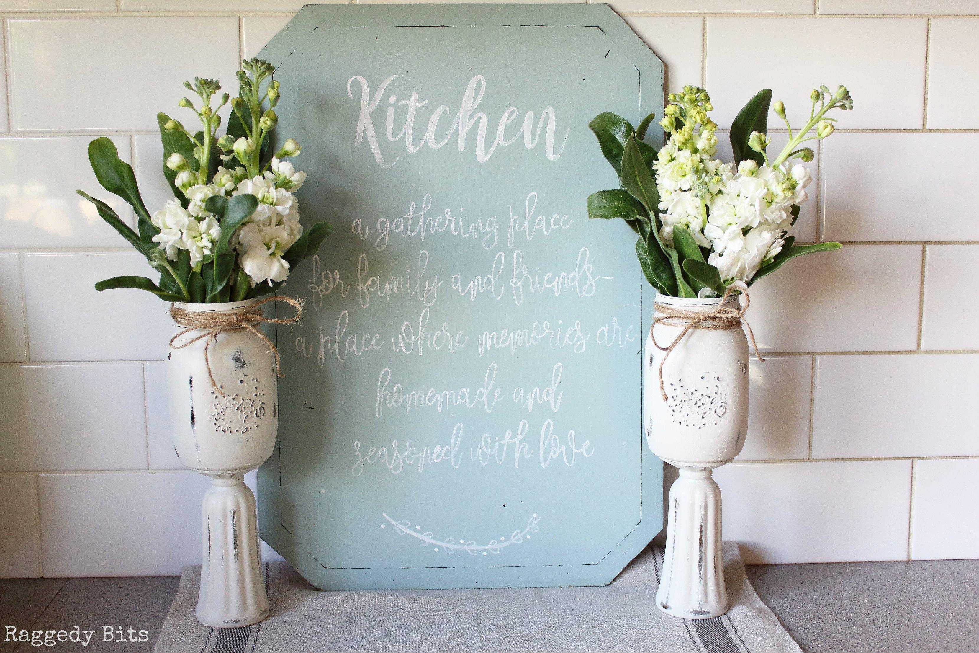 How to make farmhouse flower mason jar vases reviewsmspy
