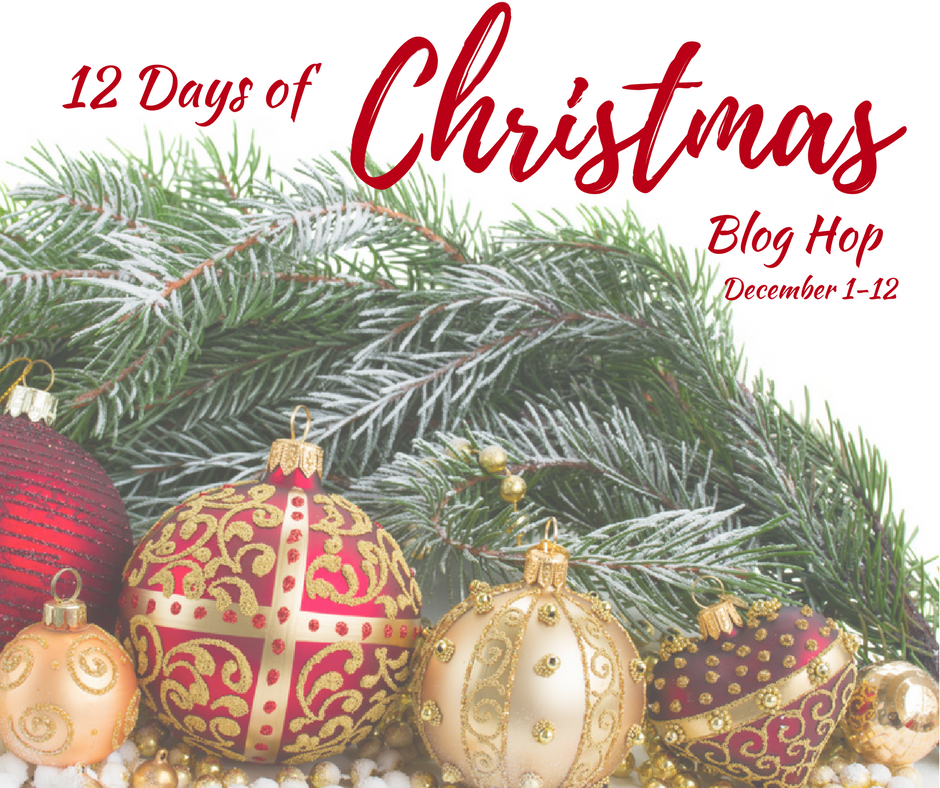 Join me and 44 Bloggers as we share projects and recipes for the 12 Days of Christmas Blog Hop | www.raggedy-bits.com #12DaysOfChristmas #RaggedyBits #decorating #ideas #DIY