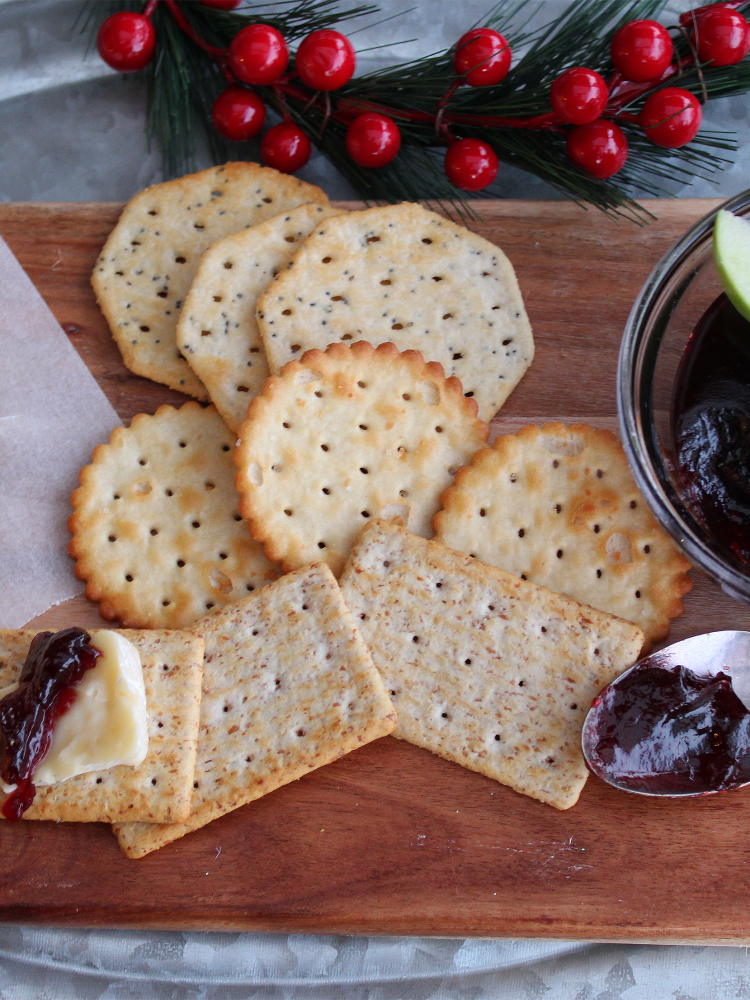 Day 4 of the 12 Days of Christmas Blog Hop. Today it's all about yummy recipes. Sharing a cheese platter's best friend Plum Ginger Paste | www.raggedy-bits.com #recipe #plum #12DaysOfChristmas #RaggedyBits #entertaining #ginger #appetiser
