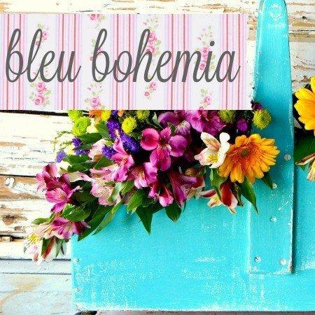 Sweet Pickins Milk Paint - Blue Bohemia | www.raggedy-bits.com | #raggedybits #paintsupplier #milkpaint #paintedfurniture #bluebohemia