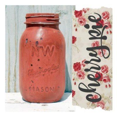 Sweet Pickins Milk Paint - Cherry Pie | www.raggedy-bits.com | #raggedybits #paintsupplier #milkpaint #paintedfurniture #cherrypie