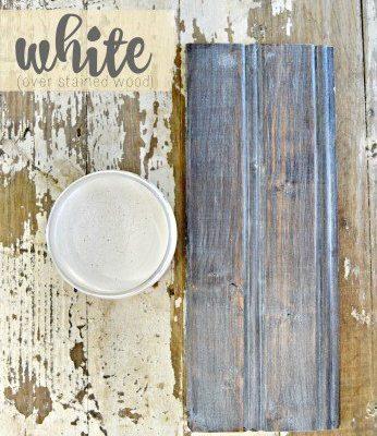 Sweet Pickins Milk Paint - White Wax | www.raggedy-bits.com | #raggedybits #paintsupplier #milkpaint #paintedfurniture #whitewax