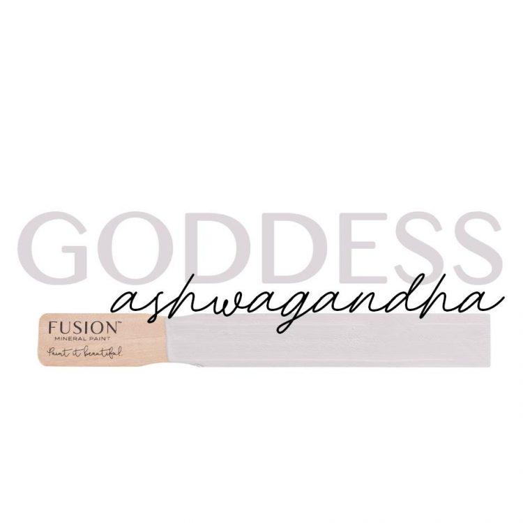 Fusion Mineral Paint - Goddess Ashwagandha   www.raggedy-bits.com