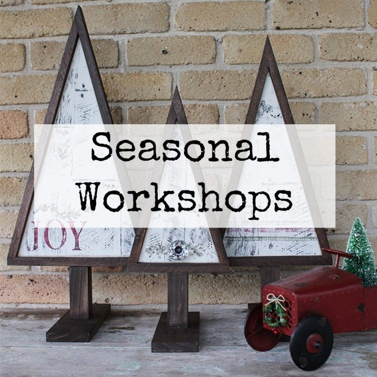 Seasonal Workshops