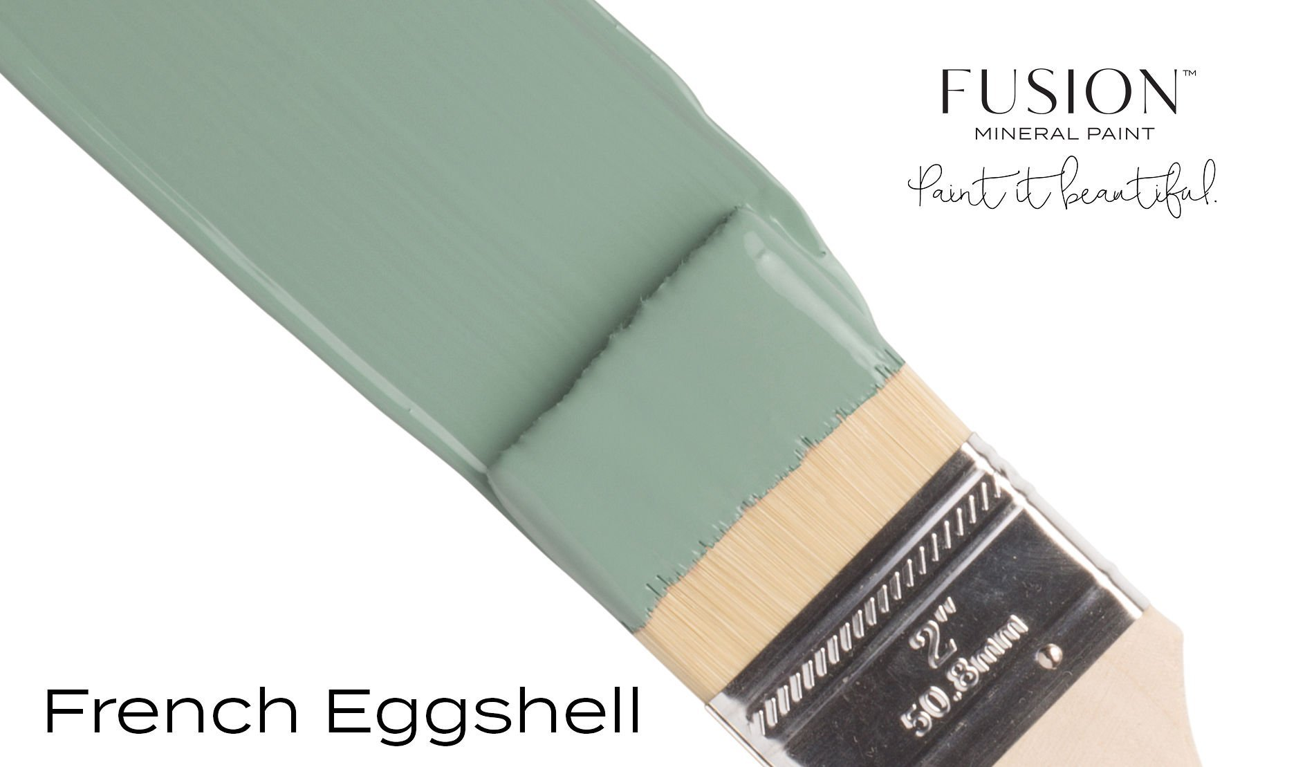 Fusion Mineral Paint - French Eggshell - Raggedy Bits.jpg