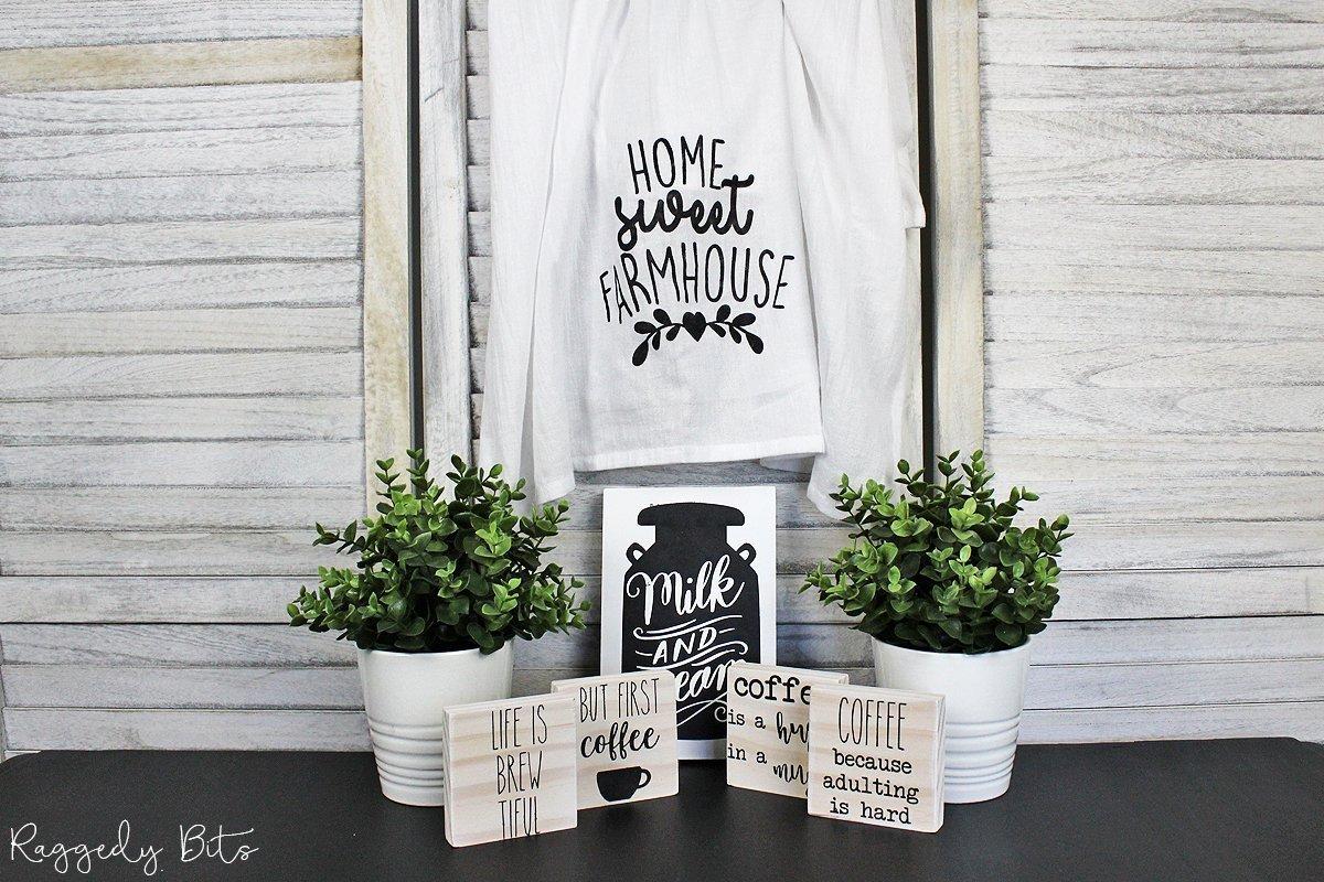 DIY Black and White Tuxedo Box | www.raggedy-bits.com | #raggedybits #DIY #suprise #box #vintage #farmhouse