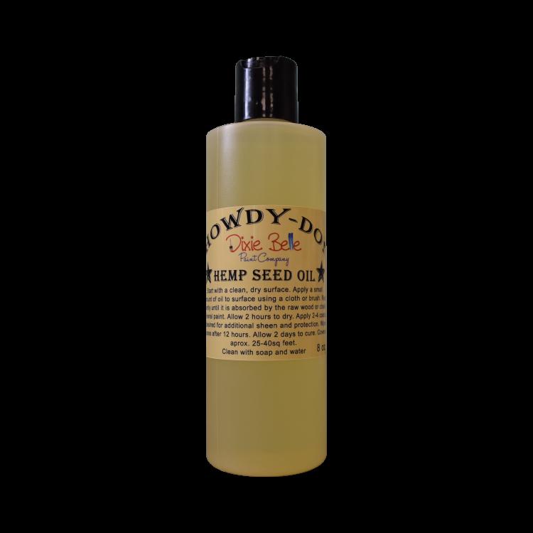 Dixie Belle Chalk Mineral Paint - Howdy Do Hemp Seed Oil | www.raggedy-bits.com | #raggedybits #DIY #paint #dixiebelle #HowdyDo #HempSeedOil