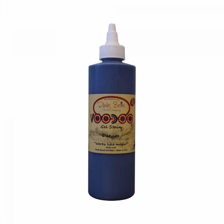 Dixie Belle Chalk Mineral Paint - Voodoo Gel Stain - Denim | www.raggedy-bits.com | #raggedybits #DIY #paint #dixiebelle #VoodooGelStain #Denim