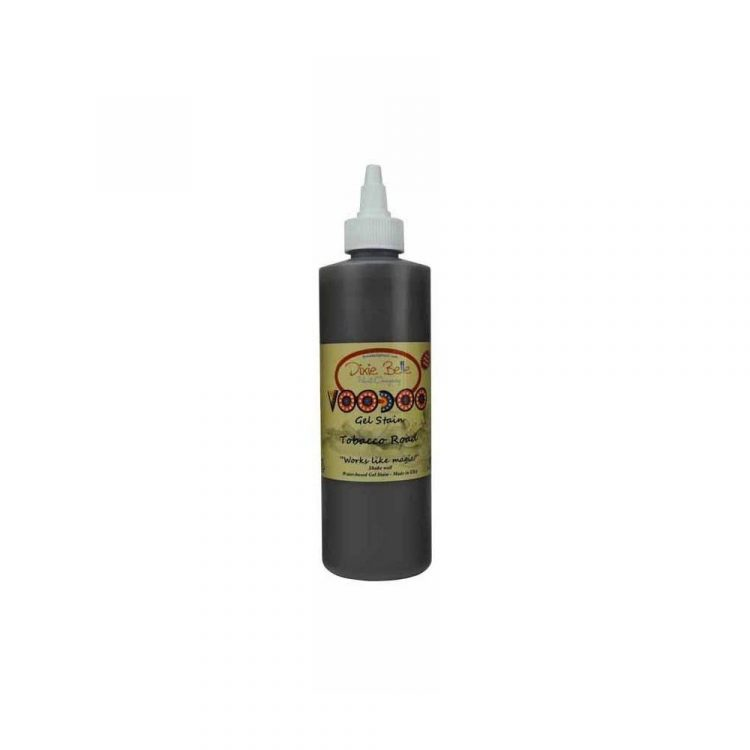 Dixie Belle Chalk Mineral Paint - Voodoo Gel Stain - Tobacco Road | www.raggedy-bits.com | #raggedybits #DIY #paint #dixiebelle #VoodooGelStain #TobaccoRoad
