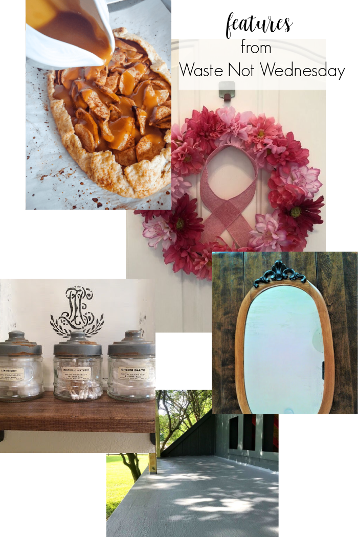 Features from our fun Waste Not Wednesday- 225 DIY, Craft, Home Decor and Recipe party this week! Be sure to join us and share your DIY, Craft, Home Decor and favourite recipes!   www.raggedy-bits.com   www.faeriesandfauna.com   #WasteNotWednesday #DIY #HomeDecor #Craft #Recipes