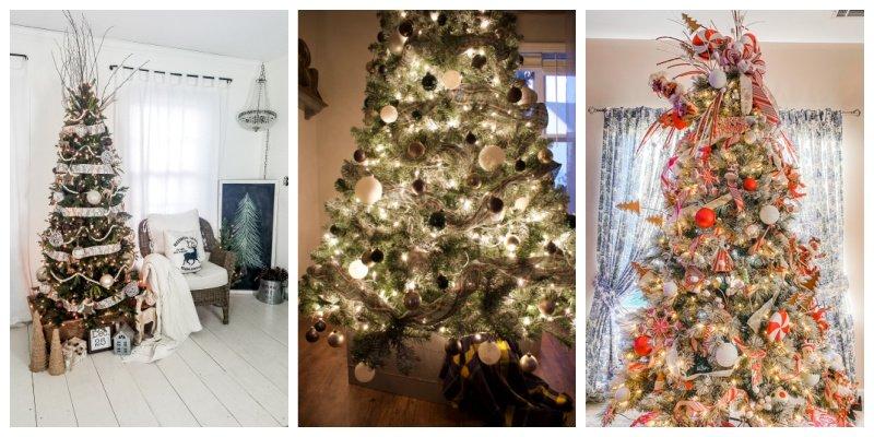 Christmas Tree Blog Hop | www.raggedy-bits.com