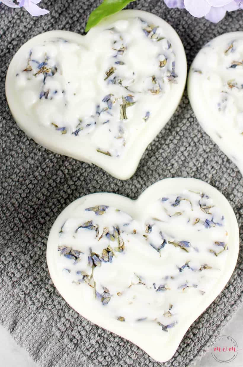 DIY Coconut Oil Lotion Bars which is a feature for Waste Not Wednesday-236 by Must Have Mom | www.raggedy-bits.com