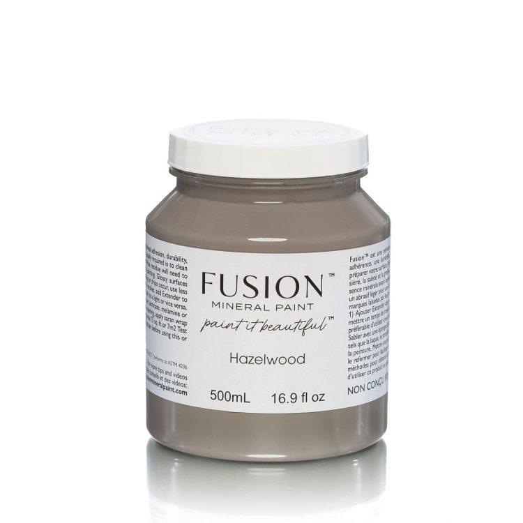 Fusion Mineral Paint - Hazelwood - Raggedy Bits | www.raggedy-bits.com