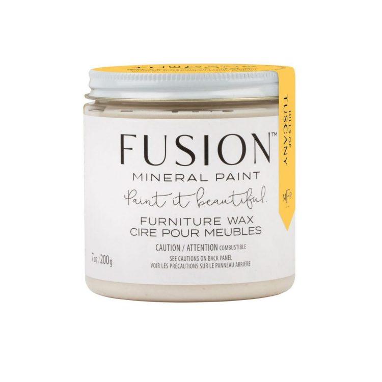 Fusion Mineral Paint - Hills Of Tuscany Wax - Raggedy Bits | www.raggedy-bits.com