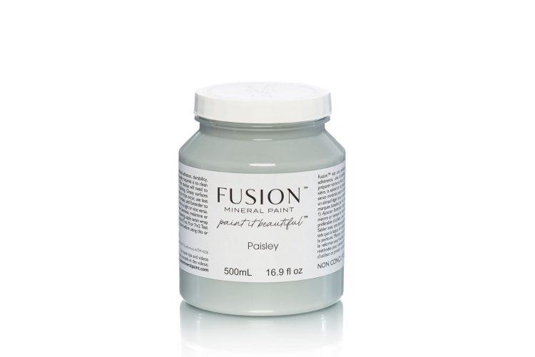 Fusion Mineral Paint - Paisley - Raggedy Bits | www.raggedy-bits.com