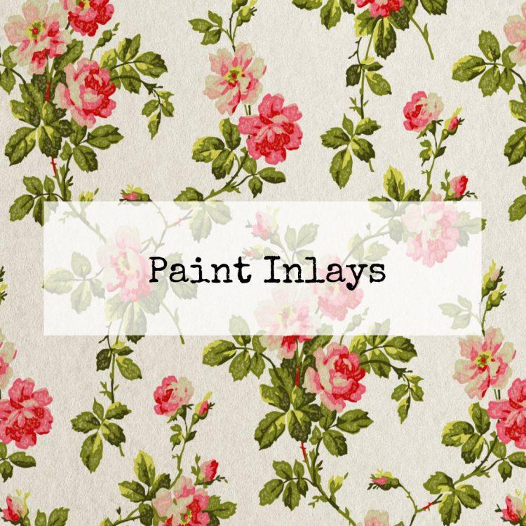 Paint Inlays